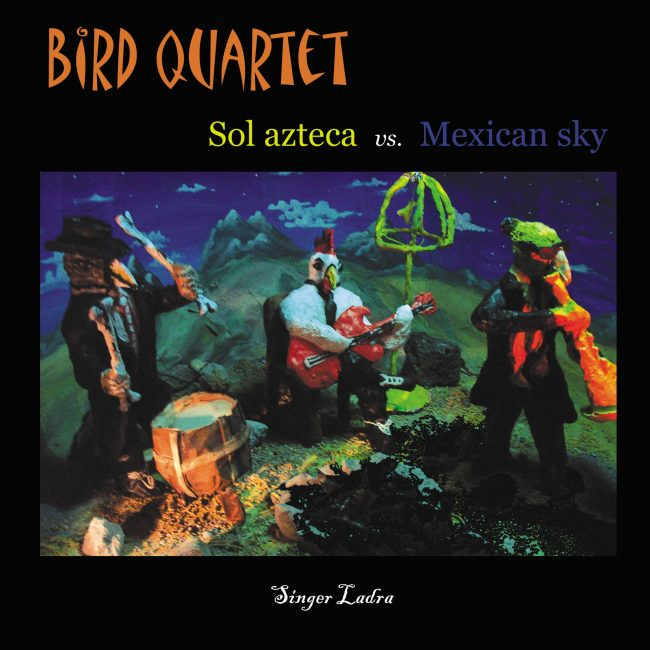 Bird Quartet Portada