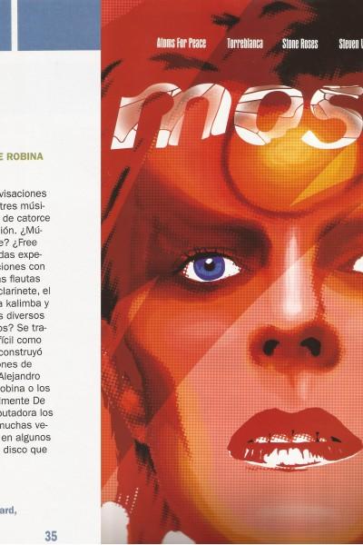 De Robina – Mosca