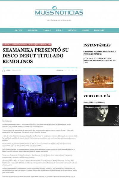Shamanika Mugs